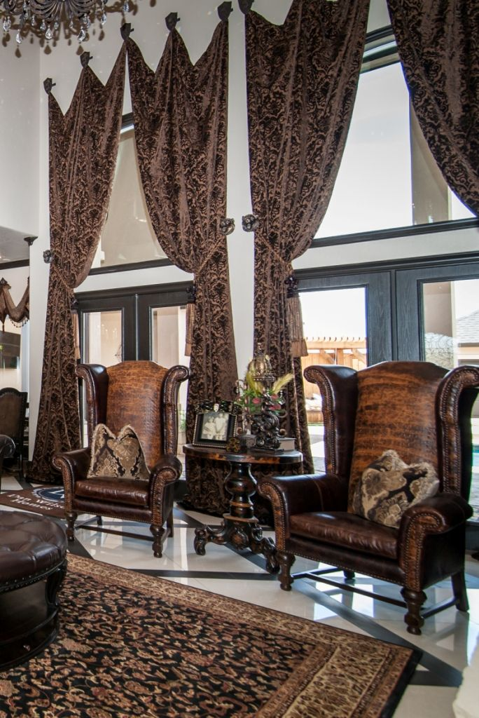 Reilly-Chance Collection: Curtain and Luxury Window Treatments