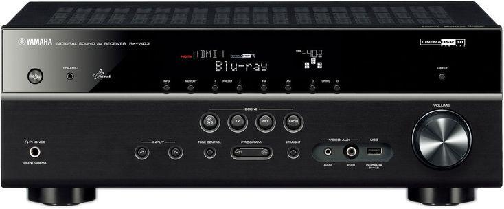 Amplificateurs home-cinéma Yamaha HTR-4065 sur Son-Vidéo.com