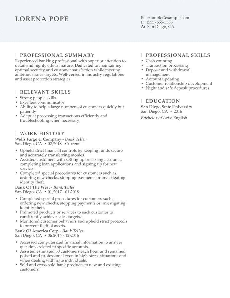 23+ accounting resume samples 2020 australia in 2020