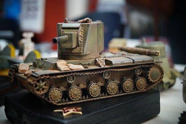 KV 2 mod. 1939 1/48
