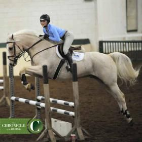 Softening Into The USHJA Emerging Athletes Program National Training Session
