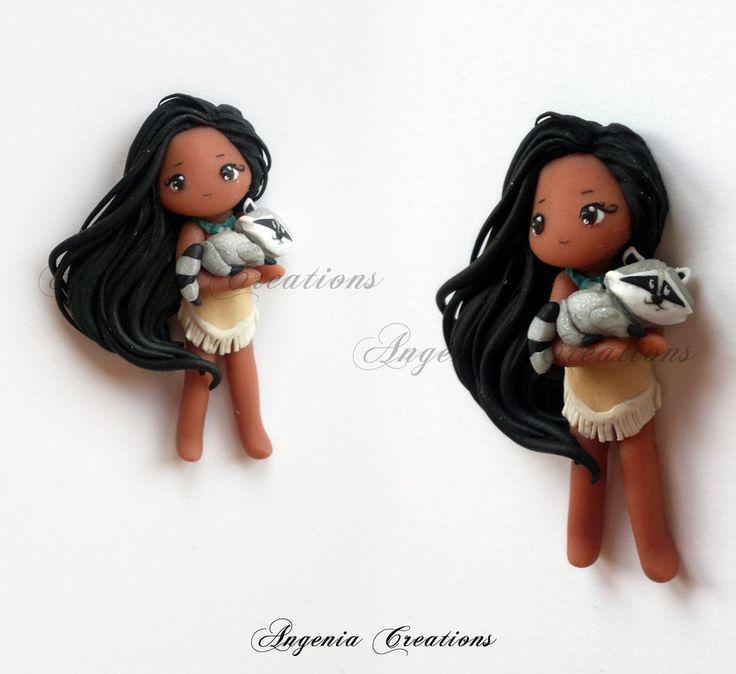 "(""Pocahontas"", by AngeniaC) #art #disney #native_american"