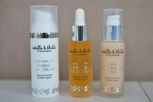 Super BioActive Oil, Serum and Day Cream