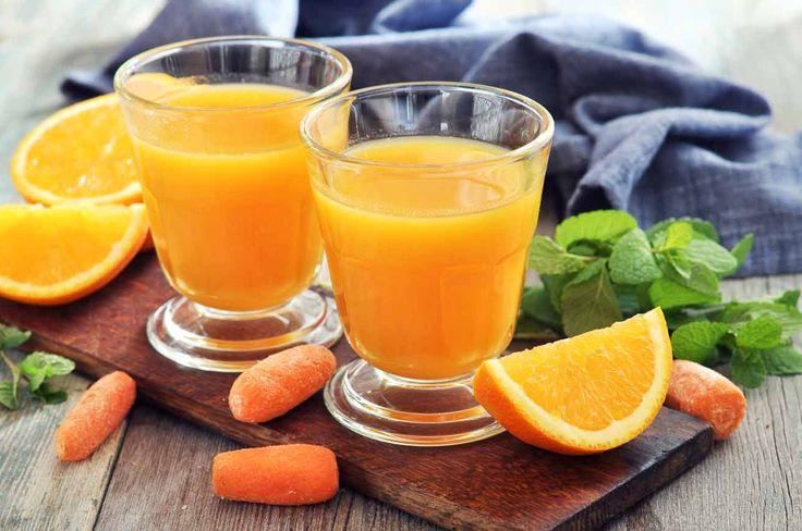 Отличный рецепт. Морковно-апельсиновый сок. Вкусно и легко приготовить. Кулинарный рецепт с фото. Напитки. Домашняя кухня.