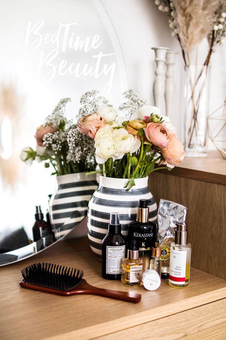 Abendroutine Beauty Bed Time Produkte die pflegen und sich gut anfühlen