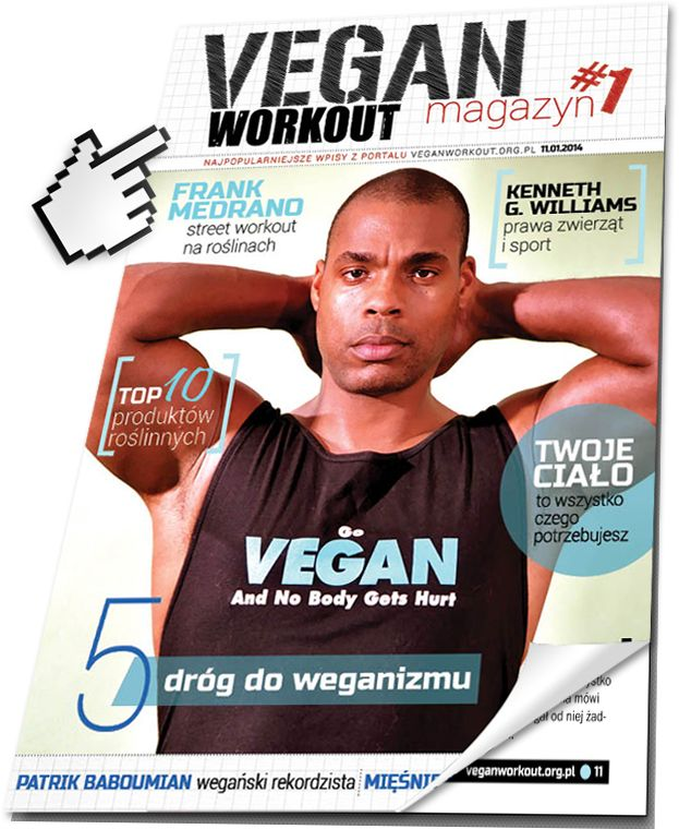 Co jeść? | Vegan Workout