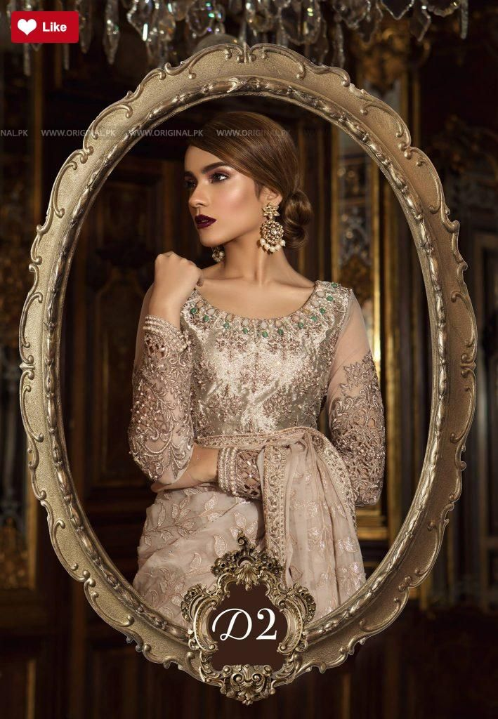 8eb1e342bd3 Maria B Wedding Edition Winter 2018 - Brand Product Directory - Page ...