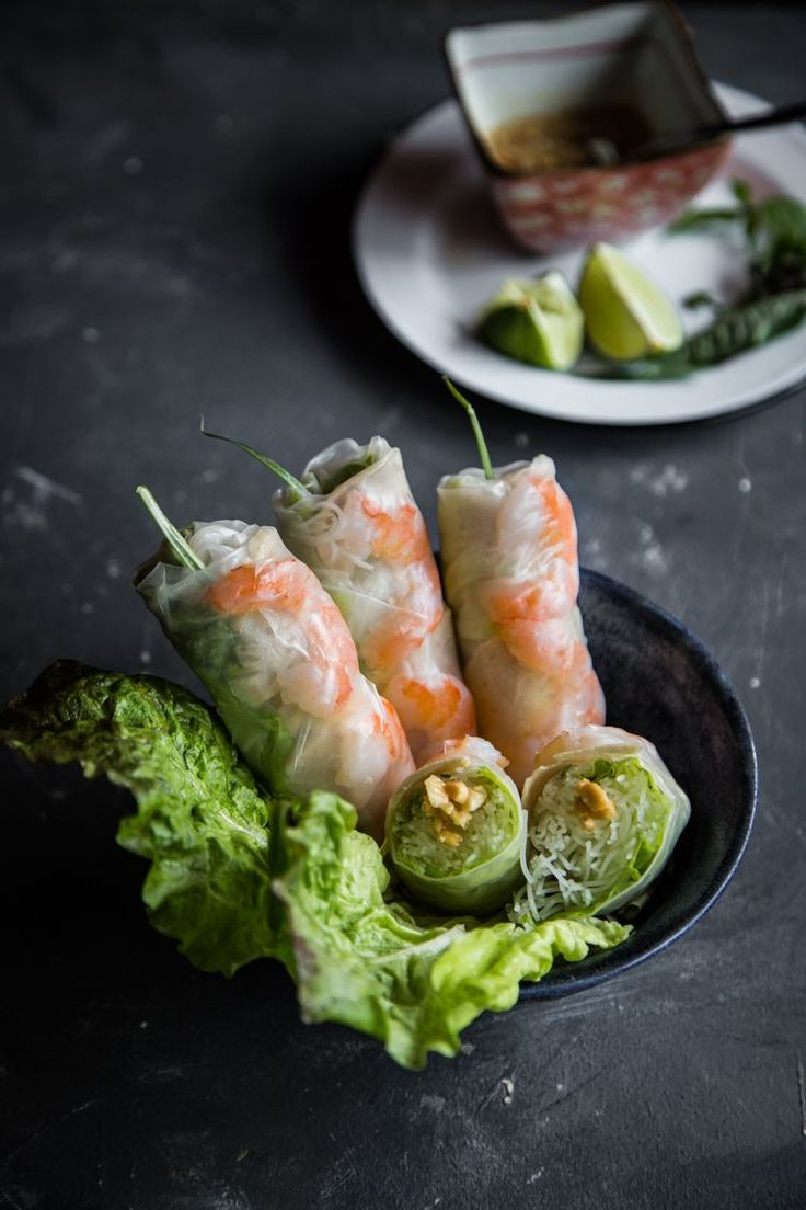 240 best images about Spring Rolls on Pinterest