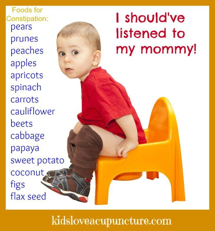 Best Natural Remedies For Toddler Constipation