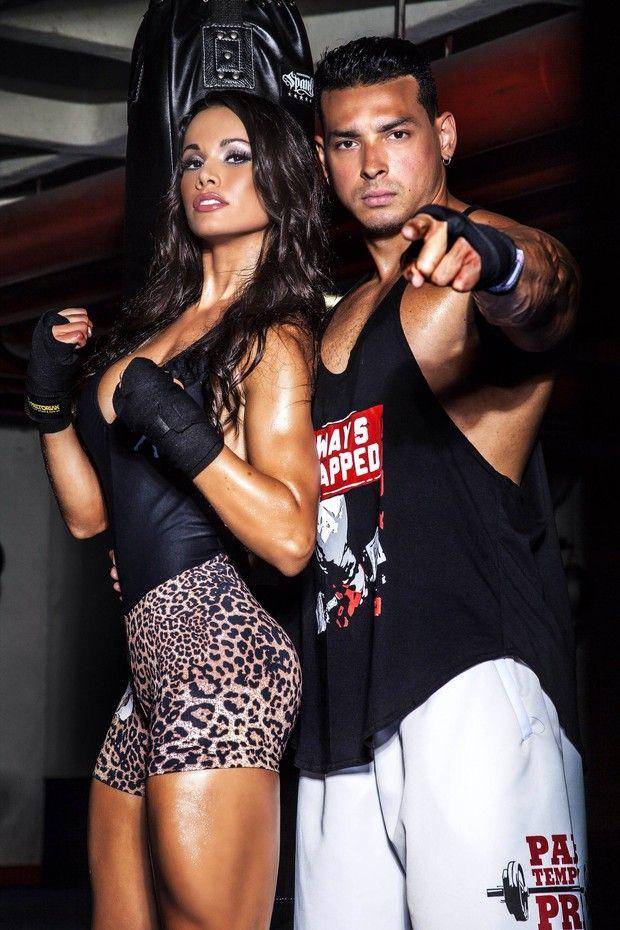 Fernanda D'Ávila e Felipe Franco (Foto: Rogério Tonello / Divulgação)