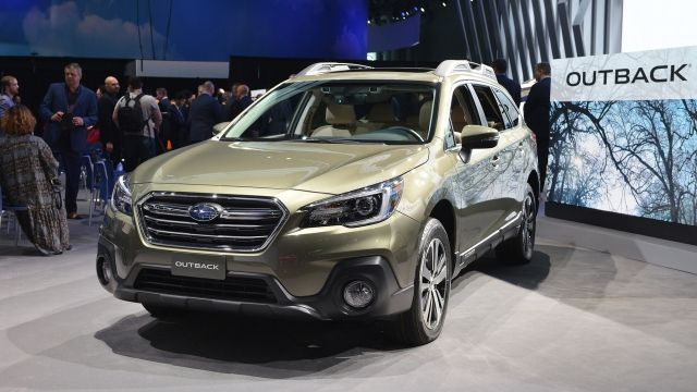2019 Subaru Outback Hybrid Rumors Changes Subaru Outback Subaru Outback