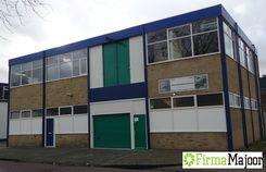 Firma majoor voor Urad en Wiro in Bussum, Noord-Holland