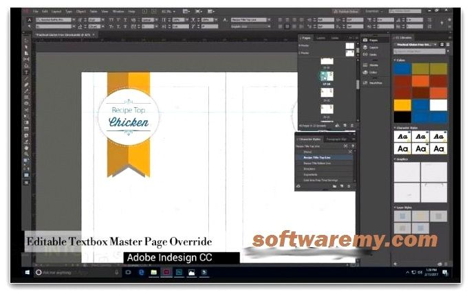 adobe indesign software download