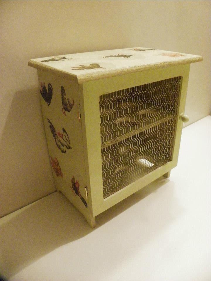 Boîte pour y ranger les oeufs : Boîtes, coffrets par les-decos-de-lori