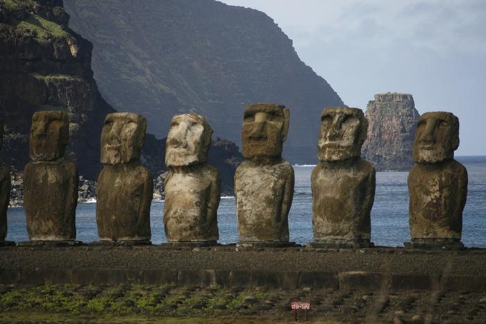 Rapa Nui, Chile.