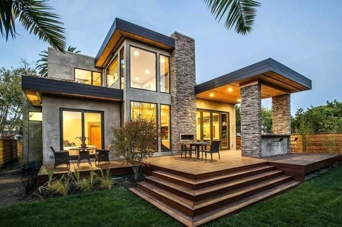 Beautiful Homes And Houses Interior Medium Size Modern Nice Large Window Designs In Beautiful Homes Modern Prefab Homes Modern House Design Architecture House