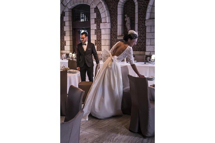 Mariés ambiance Grand-Hotel  D Day Deco
