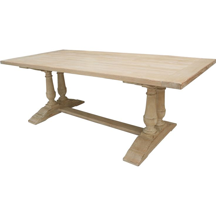 This Table Offers A Timeless Design And Is Made With 100 Premium Alder  Hardwood. The Finish Applied Is An Old World Multi Layer Patina That Lets  The Beauty ...