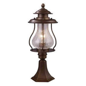 26 outdoor lightingfans pinterest 118 lunawarehouse wikshire one light outdoor post mozeypictures Choice Image