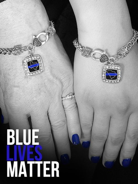 Support Your Local Police With This New Line of Jewelry On Sale Today.