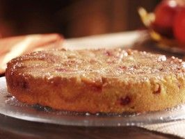 Cooking Channel Extra Virgin Apple Cake