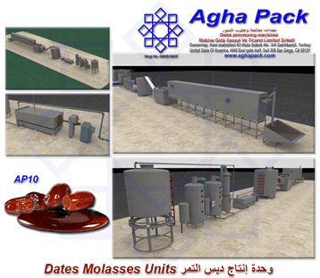 Dates Molasses Units