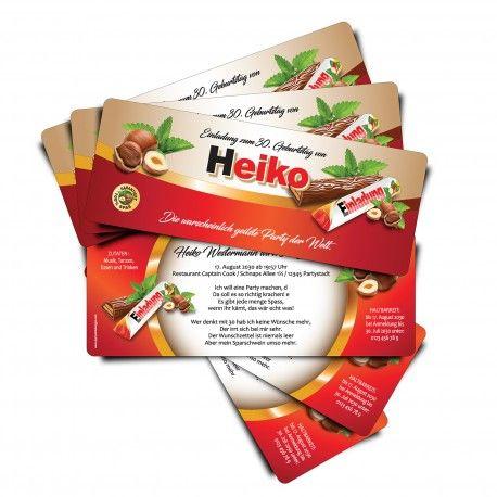 Einladungskarten Für Jeden Anlass, Druck Auf 300 G/qm Papier, Inkl.  Gestaltung, Druck Ihrer Texte Und Versand   Ab U20ac/Karte   Jetzt Bestellen!