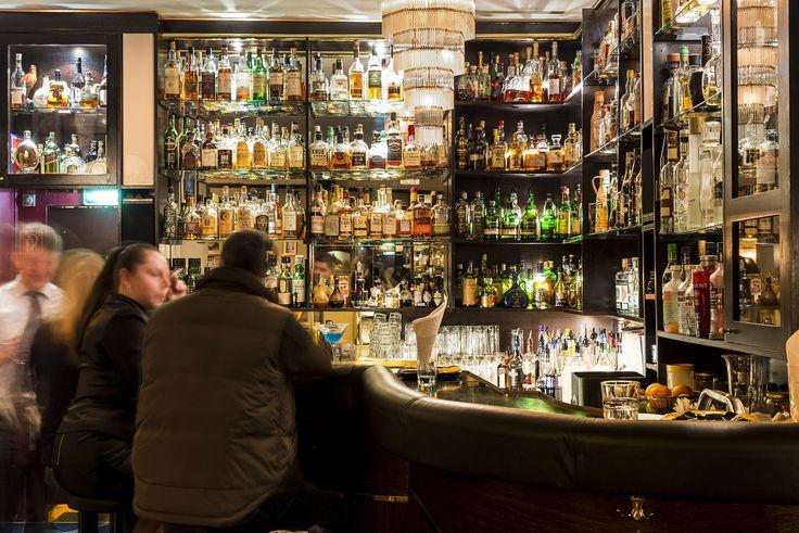 Vienna, Austria: Nightflys American Bar in First District
