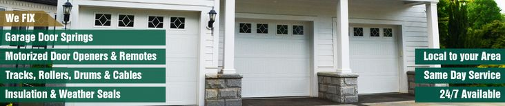 Our garage door service company covers a wide range of garage door services in Mount Kisco. Our experts are available 24 hours a day. So, you can contact them anytime when you need. Call our representatives today to know our prices.