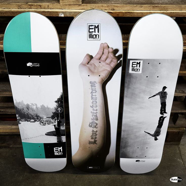Lost & founds series decks from EMillion
