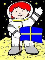 Fröken Flano Filosoferar: Flanosaga: Fem astronauter 2 - 6 år