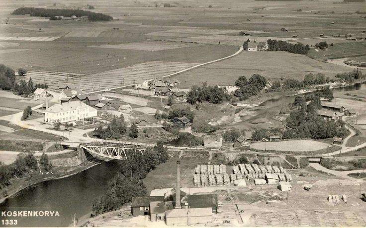 Ilmajoki: Koskenkorva