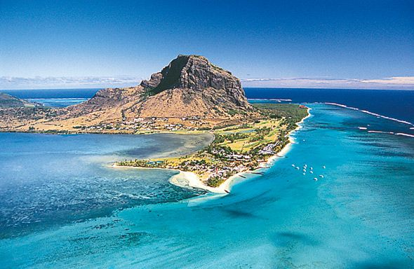 When was the last time you visited Mauritius? You haven't been to this country, have you? It's a pity if you have not. But this year do your best and try to go there. If you want to visit the country right after your wedding party and still have so