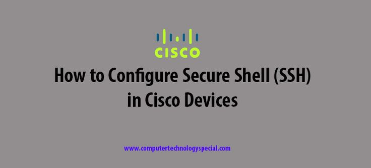How to Configure Secure Shell (SSH) on a Cisco Router