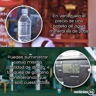 Salud Y Sucesos: Gasolina Venezolana La Mas Barata Del Mundo