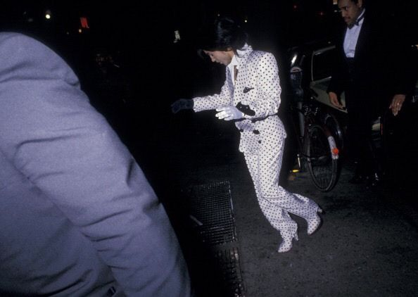 Prince Rogers Nelson — Prince at the Grammy Awards, 1988