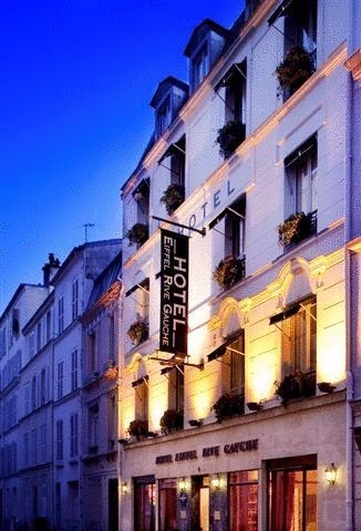 Hotel Eiffel Rive Gauche, Paris, France: less than half a mile from the Eiffel Tower! From $109.00/night