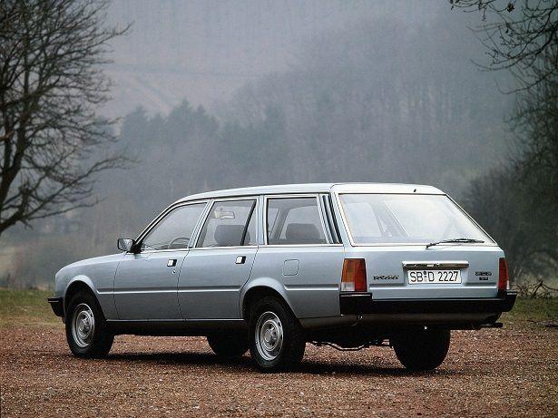 Peugeot 505 Break (1982)