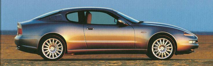 The Stunning Maserati Coupe