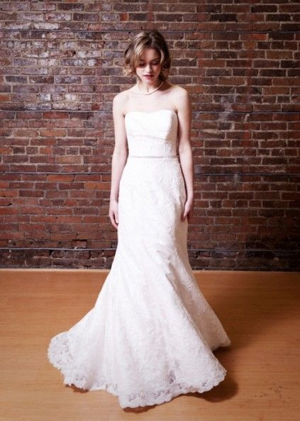 Advice on how to get a custom dress for less - photo courtesy Ellebay Bridal Boutique/Jeremy Jude Lee