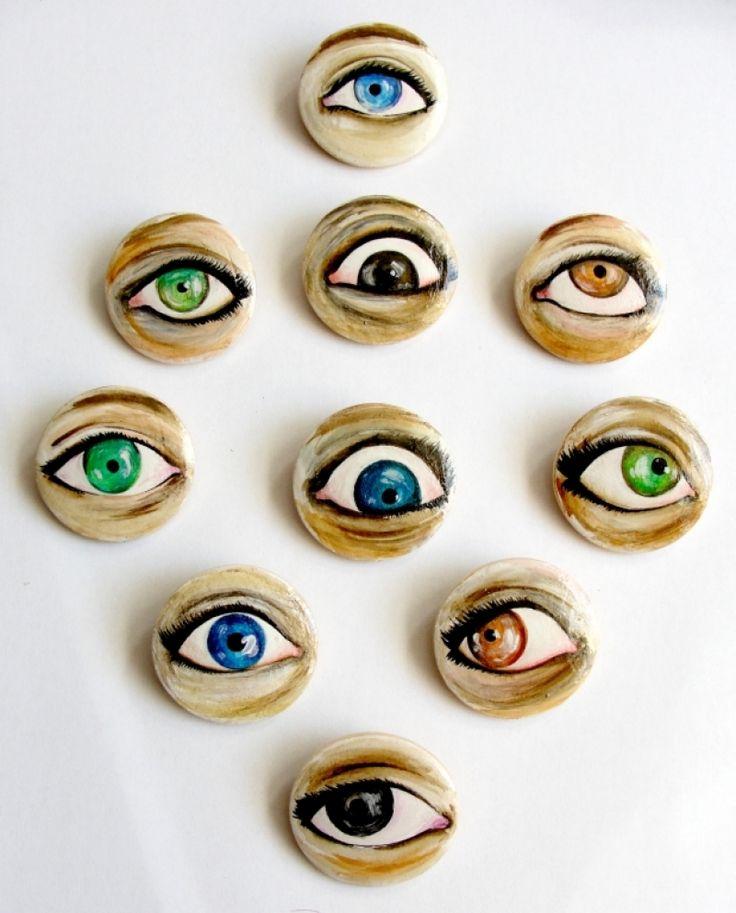 """Brose+""""Spooky+Eyes"""""""