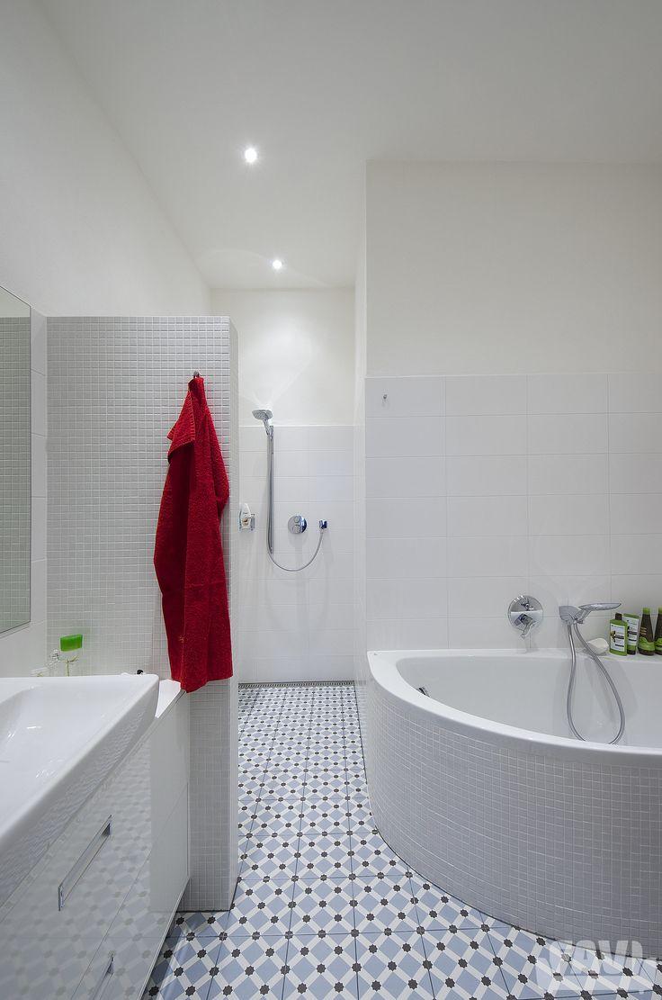 Moderní koupelny inspirace - Byt Olomouc - Favi.cz