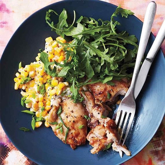 Easy Weeknight Chicken Dinners