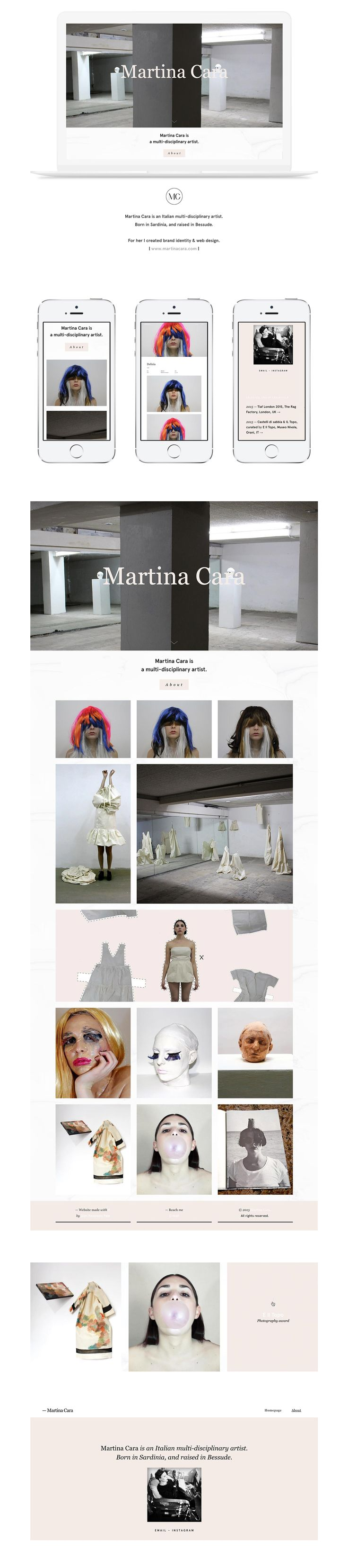 Martina Cara | Portfolio on Behance