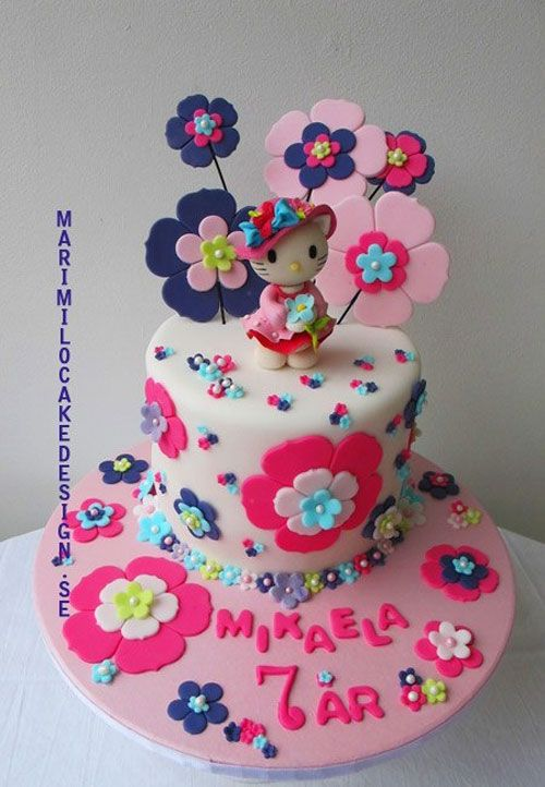 Torta Hello Kitty n.15