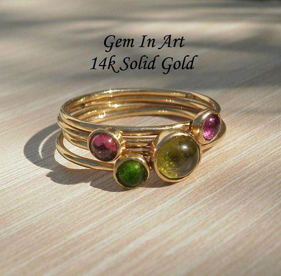 Gold Dainty Ring14K Gold ringStacking RingGold stacking