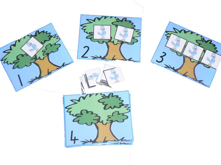 Help the birds find their way to the trees.  This motivating resource is a fun way to reinforce counting out to a given number, counting with one to one correspondence and numeral identification.  Game can be played by 1-5 players