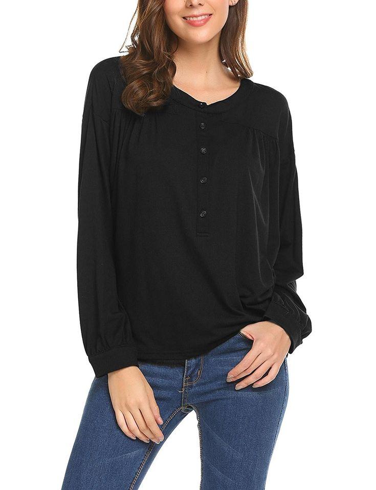 womens black shirts amp blouses next uk - 735×956