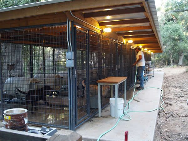 httpwwwraneyranchretrieverscomimagesfacilities12_dog_kennels dog kennel designskennel ideasdog