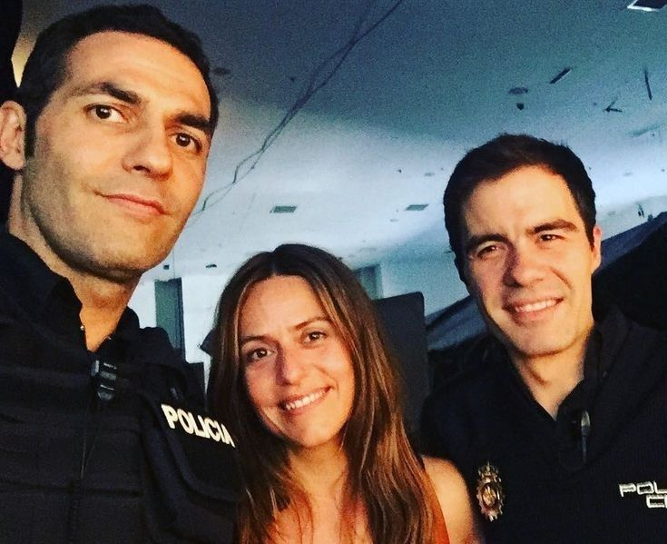 Policia Team Fictional Characters People Tv Shows